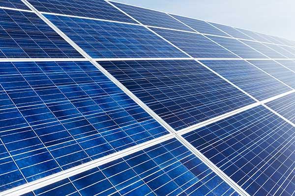Stirling Estate Chalets Solar Powered